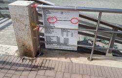 spiagge lavori ostia ponente