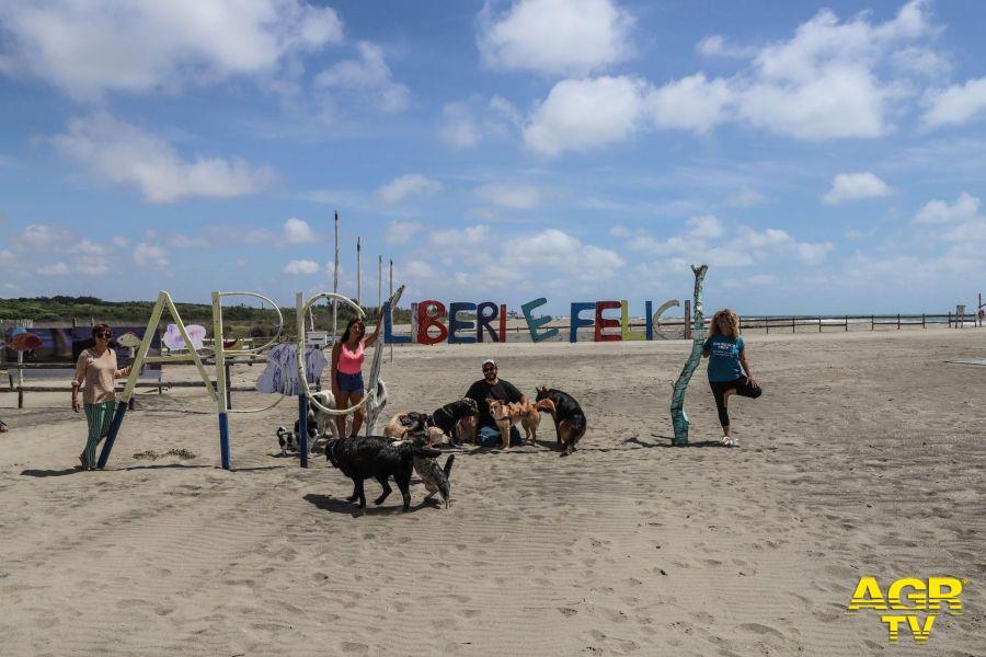 Maccarese, Bau Bau beach inaugura oggi la stagione