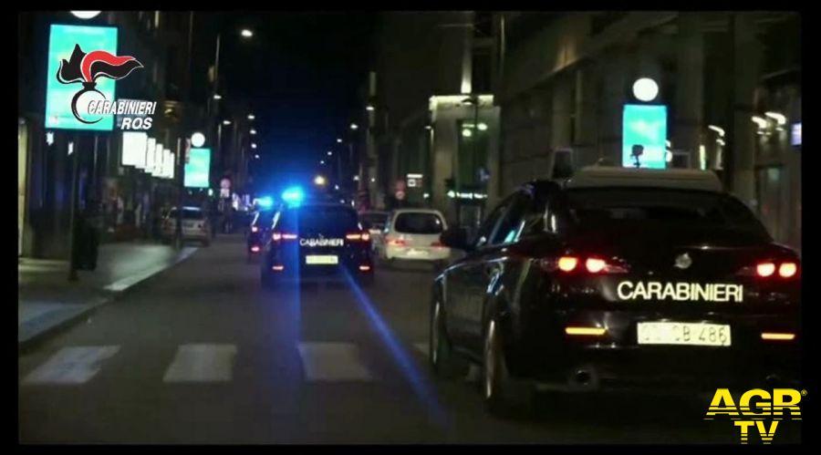 Carabinieri R.O.S. : Operazione BIALYSTOK