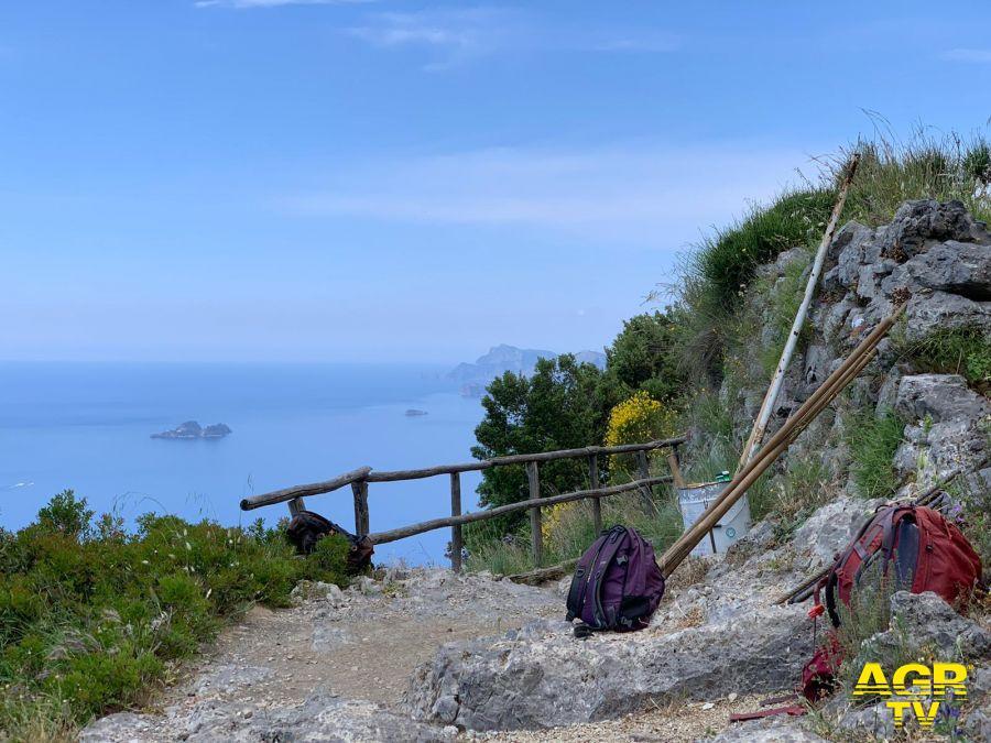 sentiero dei costiera amalfitana