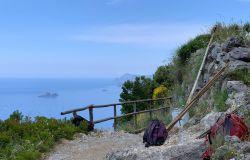 Trekking in Costiera Amalfitana, le prime escursioni dopo il lockdown
