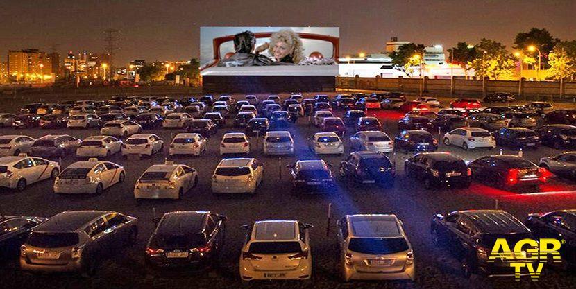 Cineland ad Ostia ospiterà il più grande Drive-In di Roma