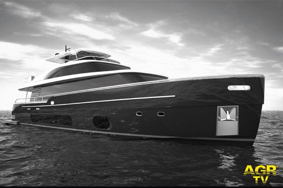 magellano yachts 25 metri