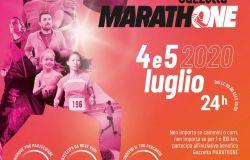 Gazzetta MarathOne, una sfida benefica da vincere tutti insieme