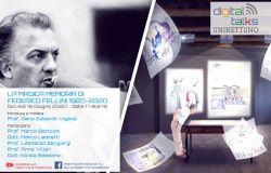 """Uninettuno presenta il Digital Talk: """"La magica memoria di Federico Fellini 1920-2020"""""""