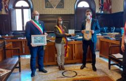 De Nicolò con v.sindaco Ravenna