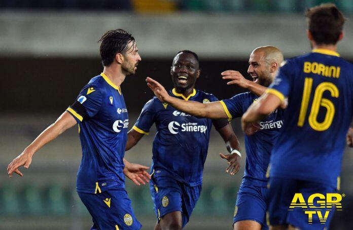 Hellas Verona - Cagliari 2-1