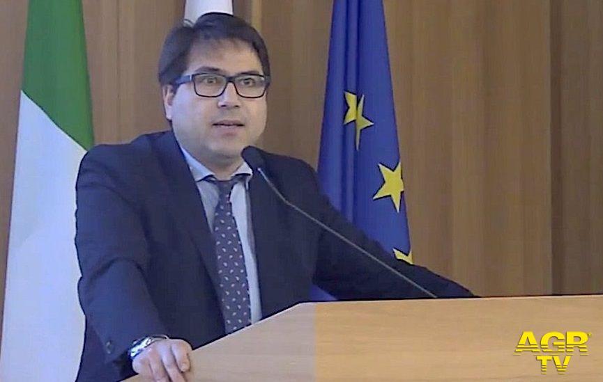 Alessio D'Amato Assessore alla Sanità della Regione Lazio