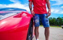 Guidare una Ferrari...il sogno di una vita