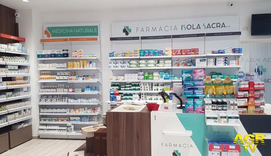 farmacia comunale isola sacra