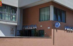 Fiumicino. La Polizia di Stato arresta un 51enne italiano per resistenza e lesioni a Pubblico Ufficiale e danneggiamento aggravato