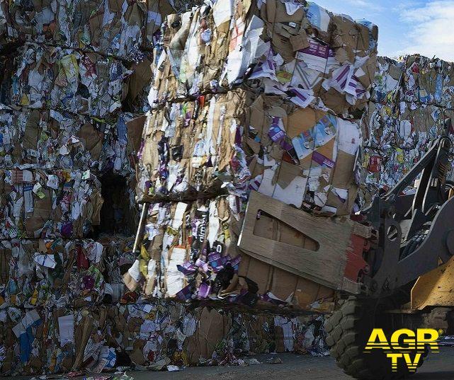Nel 2019 riciclato il 70% dei rifiuti di imballaggio