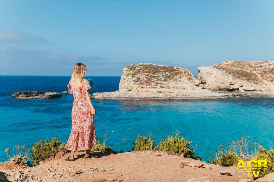 Malta - Scogliera