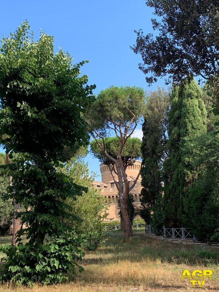 A Milano un parco in memoria delle vittime del covid-19