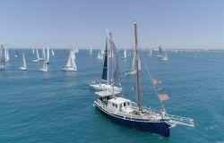 Ostia&Fiumicino, c'è tanta voglia di vela, oltre 200 barche al primo evento post lockdown