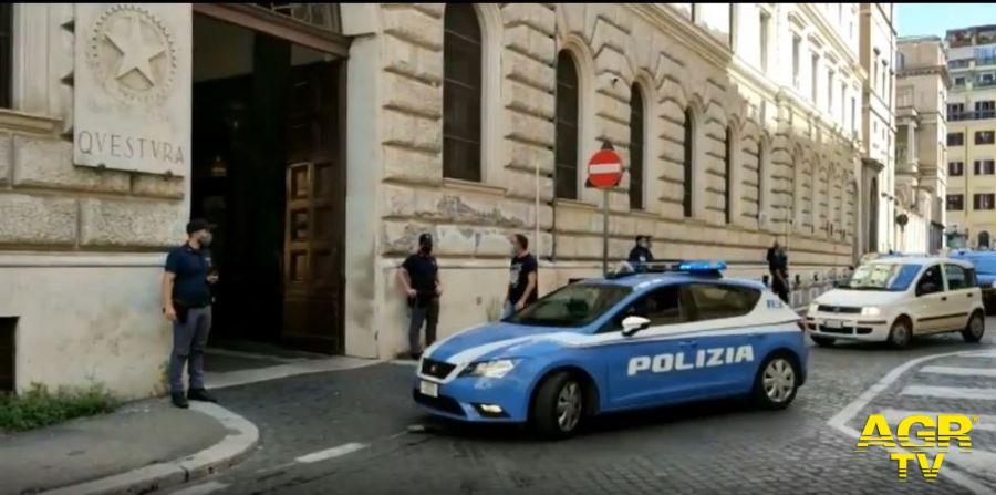 La Questura avverte: Io apro la manifestazione a piazza Montecitorio di domani non è autorizzata