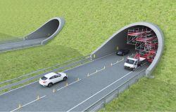 Basta code per i lavori in corso su strade ed autostrade, è nato, il primo ponteggio in movimento