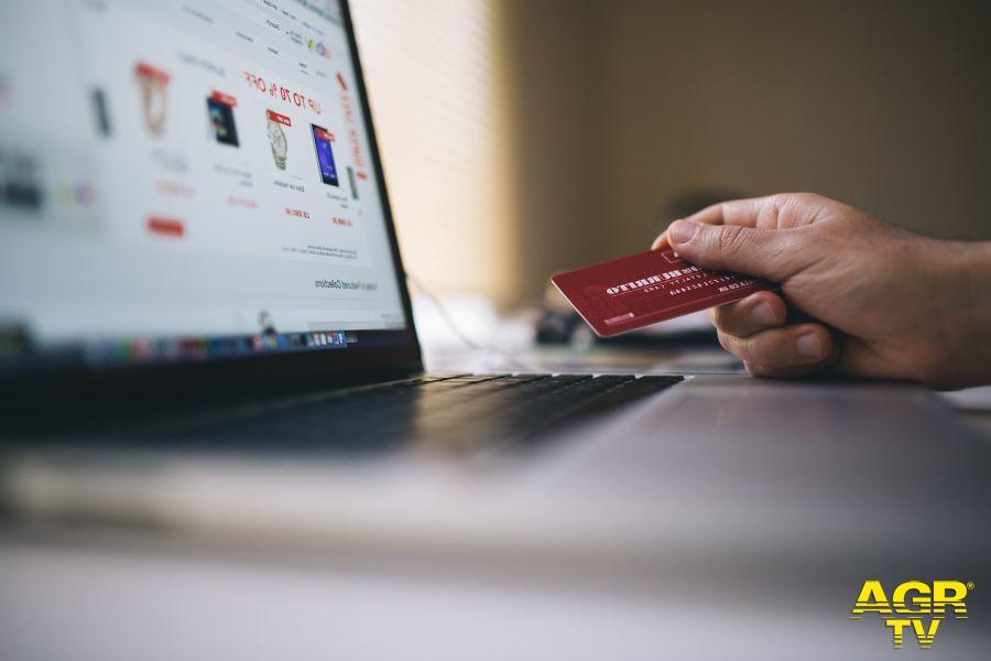 Federconsumatori: record dell'e-commerce.