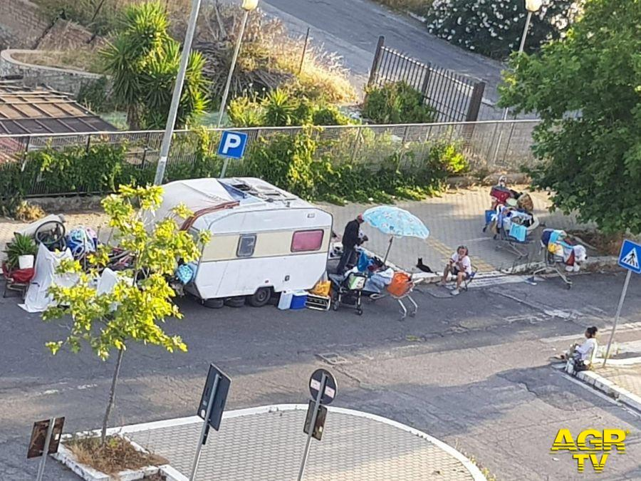 Ostia, emergenza abitativa a piazzale Mediterraneo, il Municipio cerca una soluzione condivisa