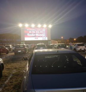 Il Drive In Paolo Ferrari ha riportato il grande cinema ad Ostia. Spettacoli tutte le sere fino al 15 settembre