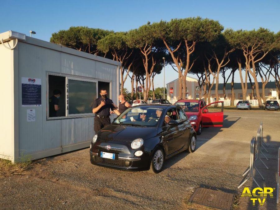 """Ostia, il nuovo """"Drive In cinema Paolo Ferrari"""""""