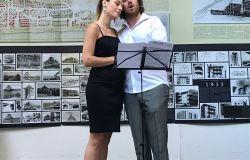 Lucrezia Venturiello e Daniele Adriani