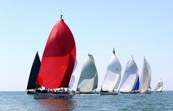 Vela, le barche d'altura del Circolo Nautico Santa Margherita regalano emozioni a Caorle
