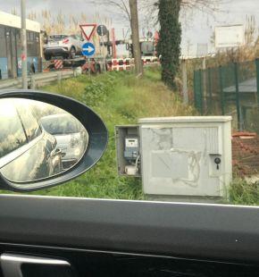 Fiumicino, chiuso il viadotto dell'aeroporto in direzione Ostia per lavori notturni