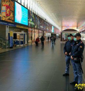 Treni, più sicuri.... con i controlli della polizia