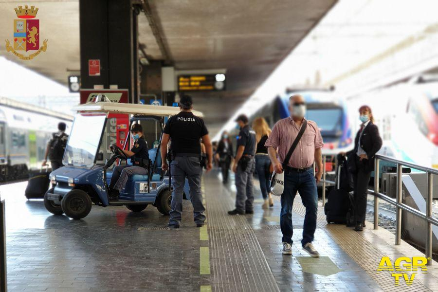 Presi due borseggiatori alla stazione Termini