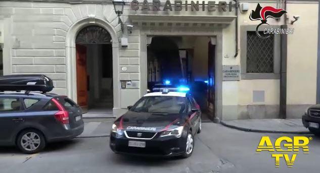 Carabinieri, in manette i