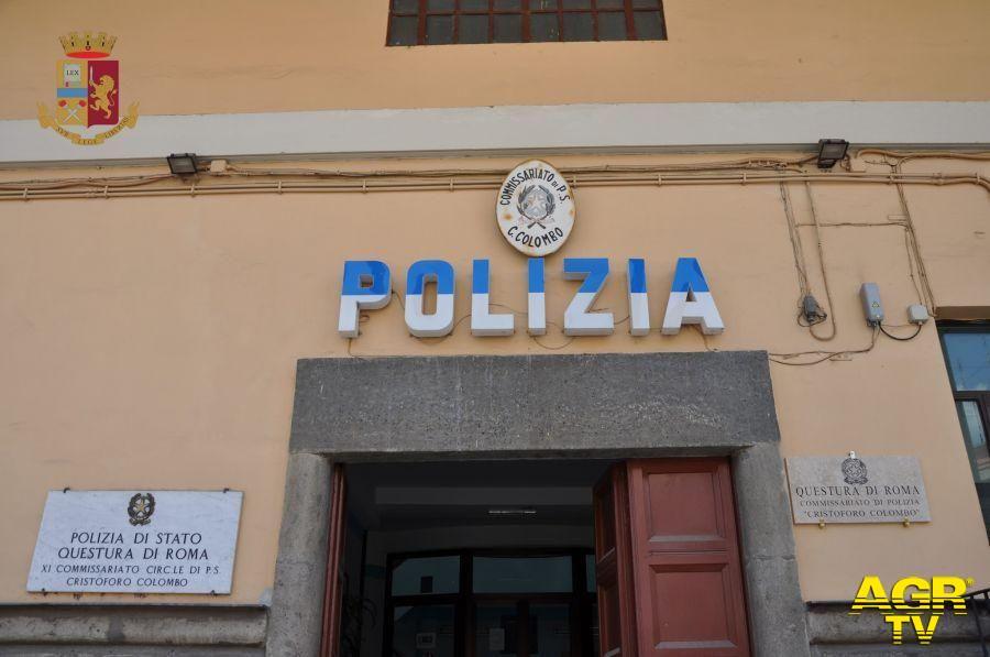 Borseggiatore nella rete dell'Esercito ad Ostia...denunciato dalla polizia