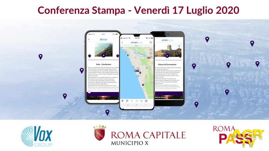 la nuova app che oltre a Roma fornisce indicazioni turistiche del litorale