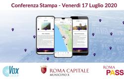 Tutta Ostia sul cellulare.... consultando la App Vox City