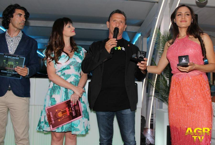 Ostia - Premiazioni 10^ edizione microfono d'Oro