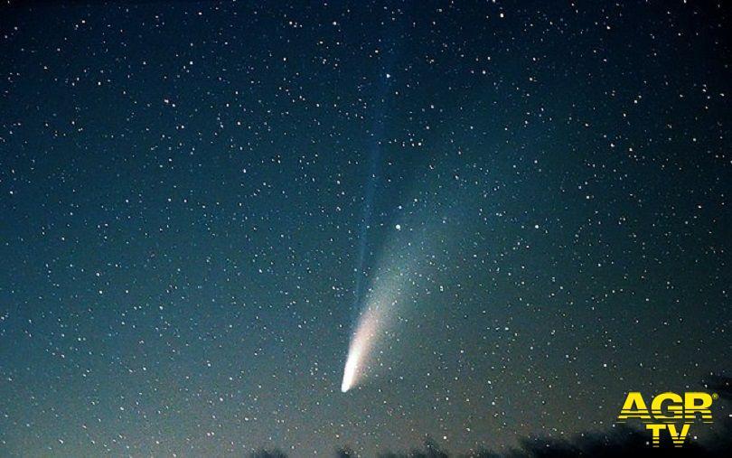 Al Planetario:la cometa Neowise, un viaggiatore dalle regioni estreme del Sistema solare