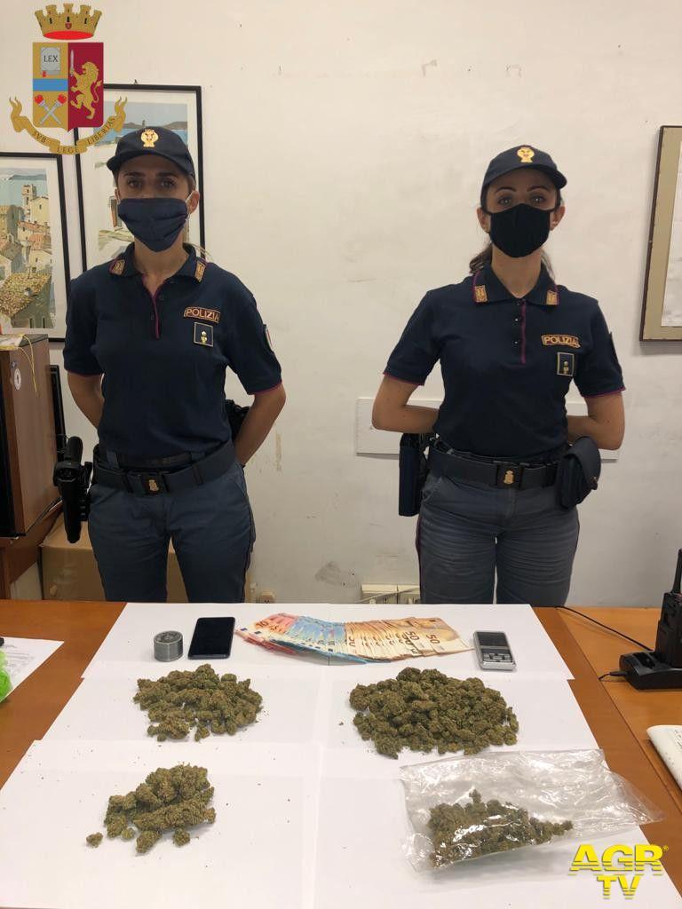 Polizia di Stato bilancio di fine settimana