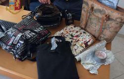 Outlet Castel Romano, con borse schermate rubano oltre 2 mila euro di merce, in manette tre sudamericani
