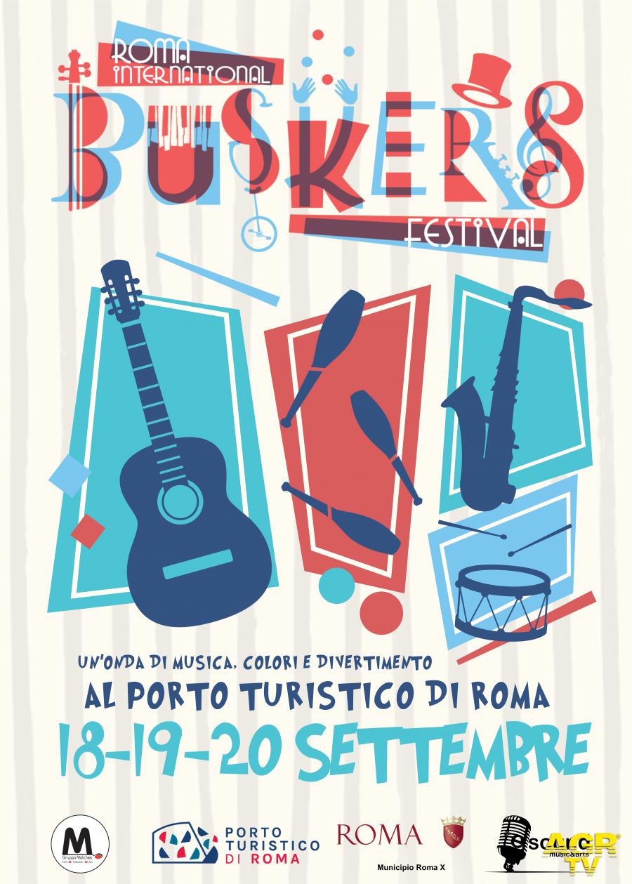buskers festival porto