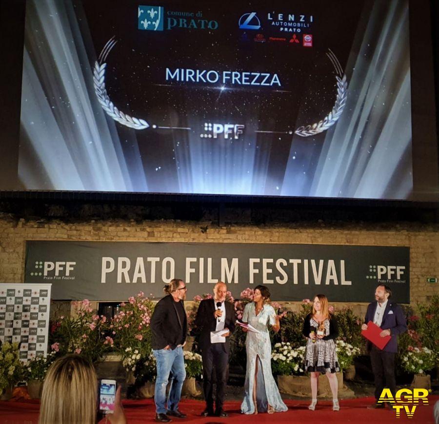 Mirko Frezza premiazione