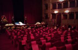 Teatro Argentina ultimo saluto a Franca Valeri