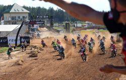 Ottima ripartenza per Pirelli nel gran premio motocross della Lettonia a Kegums