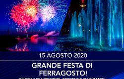 Torvajanica, Ferragosto a Zoomarine: la festa più calda dell'estate, tra musica, fontane danzanti, fuochi d'artificio