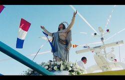 Fiumicino, per la Festa dell'Assunta solo processione a mare il 15 agosto