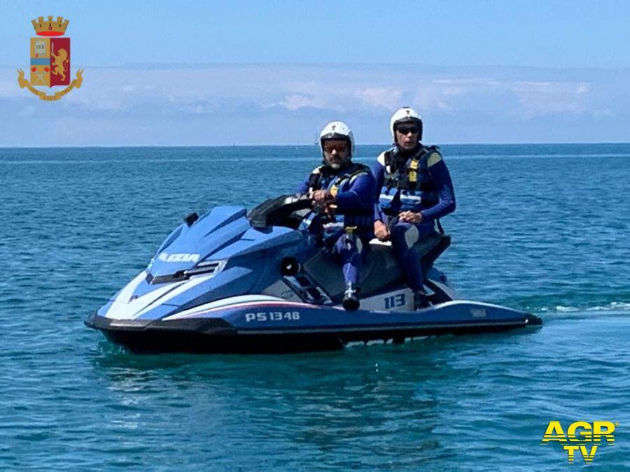 polizia squadra fluviale