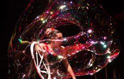 Il circo delle bolle