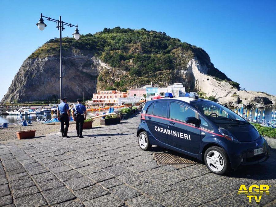 Ferragosto, carabinieri impegnati per la sicurezza con 20 mila uomini in tutta Italia