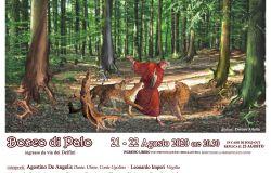 Ladispoli, incontro con Dante al Bosco di Palo