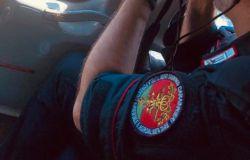 carabinieri forestali controlli dal cielo