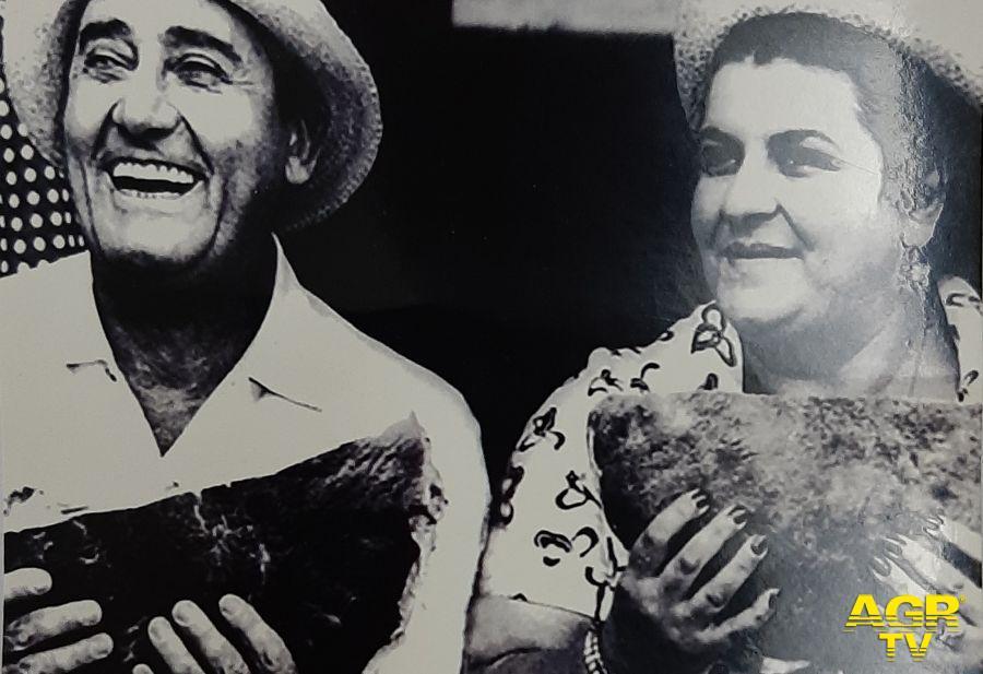 Alberto Sordi e Anna Longhi